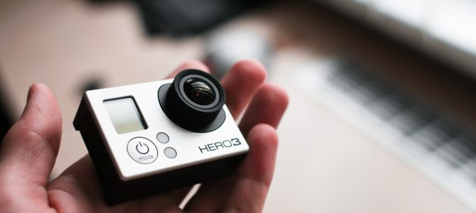 Stay safe using your GoPro